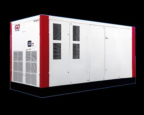 VST系列双级双变频空气压缩机