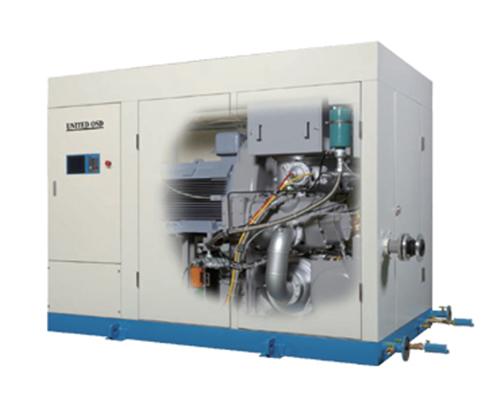 UDS系列无油螺杆压缩机