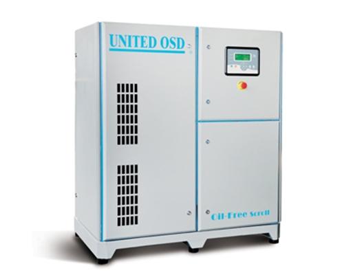 UW系列固定涡旋压缩机
